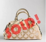 sold Coach sabrina 12943_Khaki