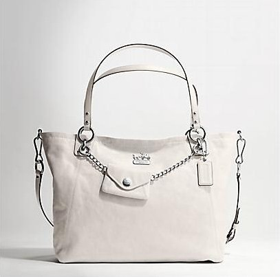 coach handbag outlet online h2vr  white coach tote