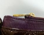 marc jacobs imprint on zipper